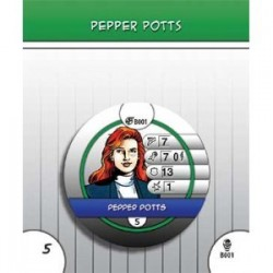 B001 - Pepper Potts