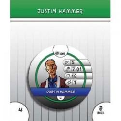 B003 - Justin Hammer