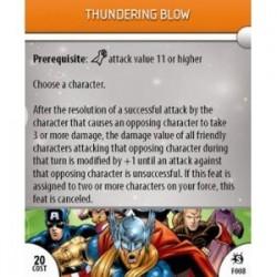 F008 - Thundering Blow