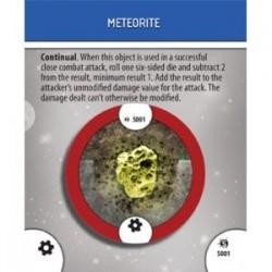 S001 - Meteorite
