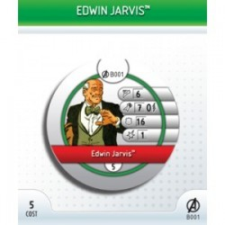B001 - Edwin Jarvis