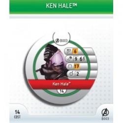 B003 - Ken Hale