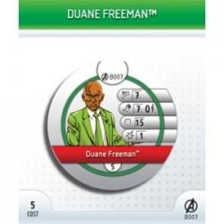 B007 - Duane Freeman