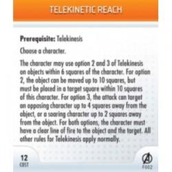 F002 - Telekinetic reach