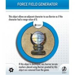 S001 - Force Field Generator