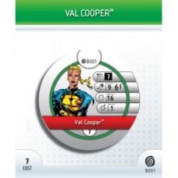 B001 - Val Cooper