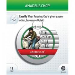 B005 - Amadeus Cho
