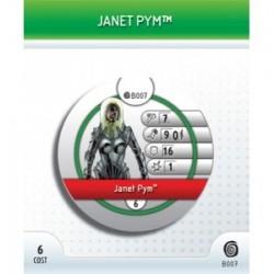 B007 - Janet Pym