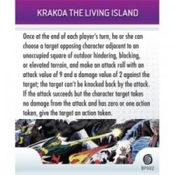 BF002 - Krakoa, the Living...