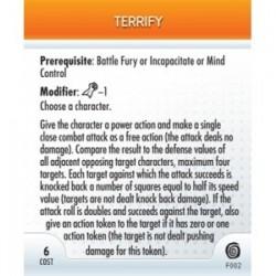 F002 - Terrify