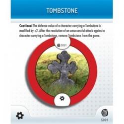 S001 - Tombstone