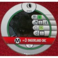 H103 - Dagorland Orc
