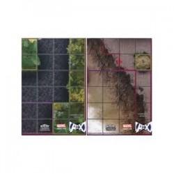 Mapa avengers tower indoor...
