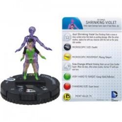 007 - Shrinking Violet
