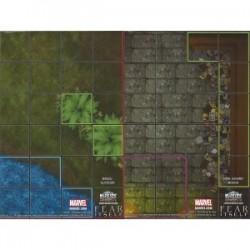 Map Brazil / Dark Asgard