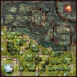 Mapa Dota2