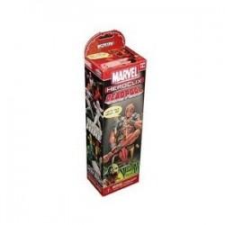Booster Marvel Heroclix...