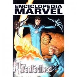 Enciclopedia Marvel 4...