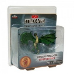 D&D Attack Wing - Green Dragon