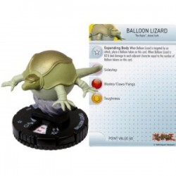 002 - Balloon Lizard