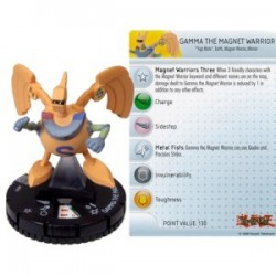 016 - Gamma the Magnet Warrior