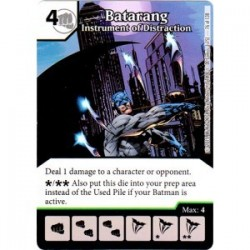 Batarang - Instrument of...