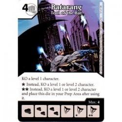Batarang - Tool of the Bat - C