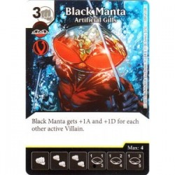 Black Manta - Artificial...