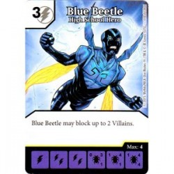 Blue Beetle - High School...