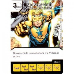 Booster Gold - Michael Jon...