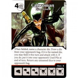 Catwoman - Nine Lives - SR