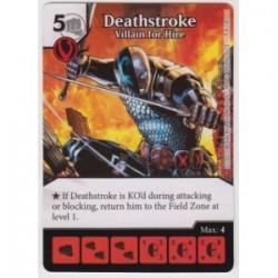 Deathstroke - Villain for...