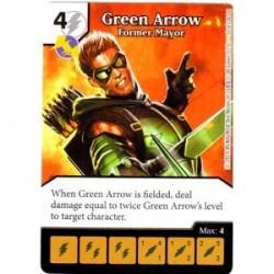 Green Arrow - Former Mayor - C