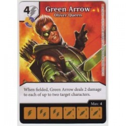 Green Arrow - Oliver Queen - C