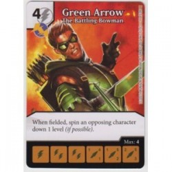 Green Arrow - The Battling...