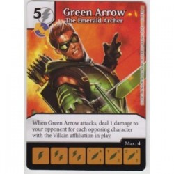 Green Arrow - The Emerald...