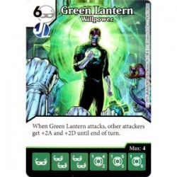 Green Lantern - Willpower - U