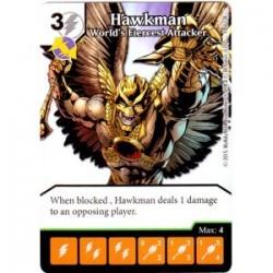 Hawkman - World's Fiercest...