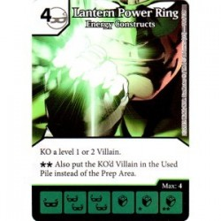 Lantern Power Ring - Energy...