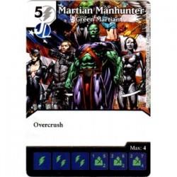 Martian Manhunter - Green...
