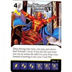 Red Tornado - Android - R