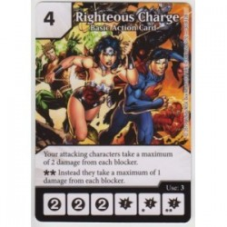 Righteous Charge, Basic...