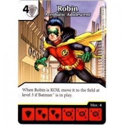 Robin - Acrobatic...