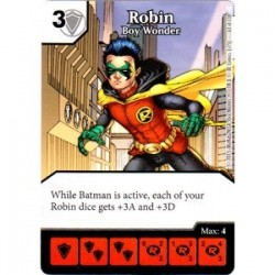 Robin - Boy Wonder - C