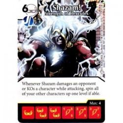 Shazam! - Strength of...