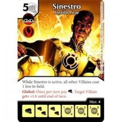 Sinestro - Instills Fear - C