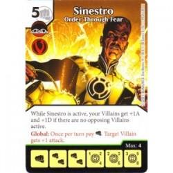 Sinestro - Order Through...