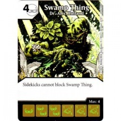 Swamp Thing - Dr. Alec...