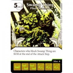 Swamp Thing - Plant...