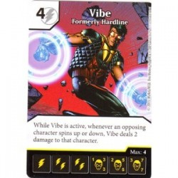 Vibe - Formerly Hardline - R